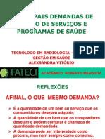 DEMANDAS DE GESTÃO EM SAUDE.ppt