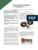 Historia de Las Cajas Automáticas