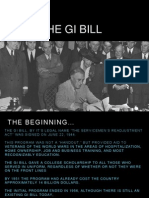gi bill powerpoint