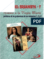 24593076 Libro Del Organista 07 Himnos a La Virgen Varios Autores
