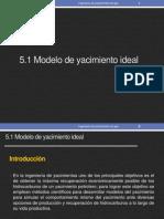 Modelo de Yacimiento Ideal