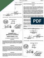 Decreto 17-2013
