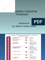 Clase 1 PCP Marlon