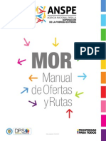 Manual de Ofertas y Rutas Anspe-Abril2014