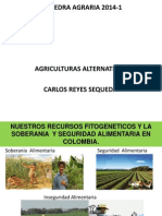 AGRICULTURAS ALTERNATIVAS