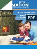 Catalog Teracota