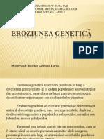 EROZIUNEA GENETICĂ prezentare