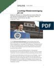 2010 Suedkorea schlaegt Wiedervereinigung vor - Die Zeit