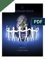fungsionalisme struktur