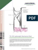 TS-100 Lightweight Mechanical Seal