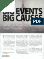 Big Ebents Big Causes