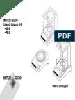 manual balanza mettler toledo (Bal de 220 g, doble intervalo) d = 0,01 mg y 0,1 mg