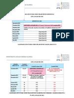 Calendar Grade 2011-2012