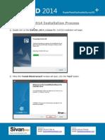 CivilCAD 2014 Configuration Process