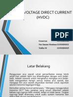 High Voltage Direct Current (Hvdc)