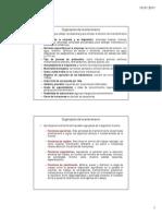 Organización-Planificacion Mantenimiento