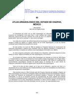 Atlas Arqueológico de Chiapas