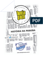 Domingada Historia Paraiba