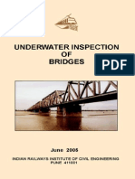 Underwater Inspection of Bridges