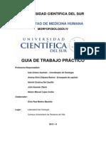 Guía Fisiología IV - Ucsur 2013-II