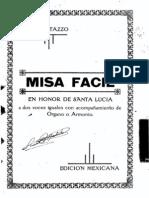 Misa Facil