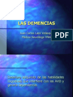 Demencias 2014