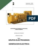 Curso de Grupos Electrógenos y Generación Eléctrica _ E-11 _ Finning _ CATERPILLAR