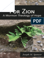Preview Joseph Spencer's _For Zion