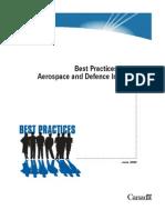 Best Practice Aerospace