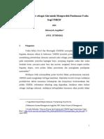 Proposal Bisnis sebagai Alat untuk Memperoleh Pendanaan Usaha bagi UMKM