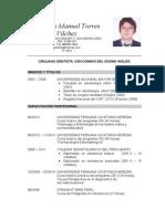 Gerardo Manuel Torres Vilchez