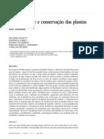 Biodiversidade e Conservação Das Plantasnobr