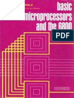 Basic Microprocessors and the 6800 (Ron Bishop)(1979)