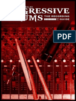Agressive Drums - The Recording Guide