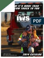 IWS 2014 Catalog