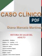 Caso Clinico Diana