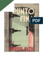 Baron Biza - Punto Final