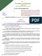 l12527 - Lei de Acesso as Informações