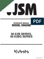 Kubota Workshop Manual