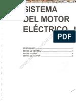 Manual Hyundai Atos 1997 2002 Sistema Motor Electrico