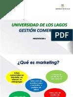 Marketing 1 U.lagos