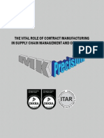 THE VITAL ROLE OF CONTRACT MANUFACTURING 