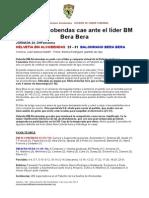 Cronica DHFEMENINA Alcobendas-Bera Bera 3 Mayo 2014