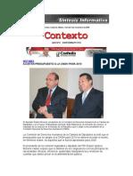 Sintesis CONTEXTO 06-11-2009