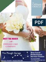Odiham Oracle May/June - Weddings Issue
