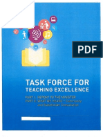 Alberta Task Force for Teaching Excellence