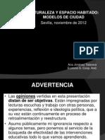 Análisis Histórico de Las Ciudades.