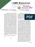 NovDec07Newsletter