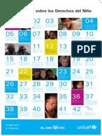 07. Poster Derechos Del Niño UNICEF - JPR504
