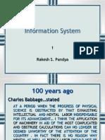 1.Information System